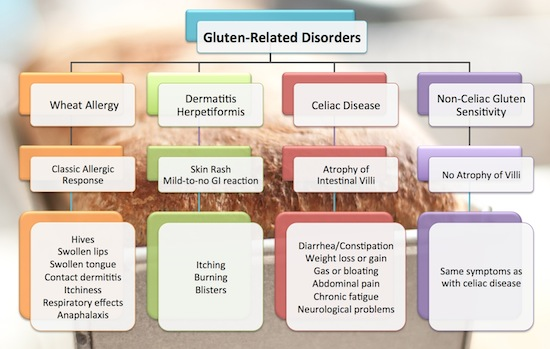 Image result for gluten related diseases