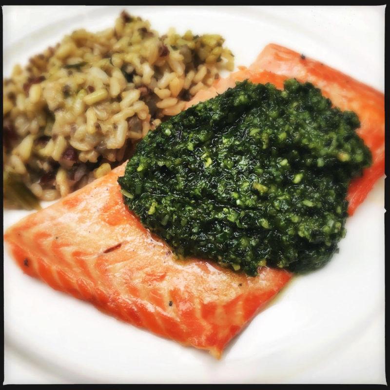 Alaska Wild Salmon Day