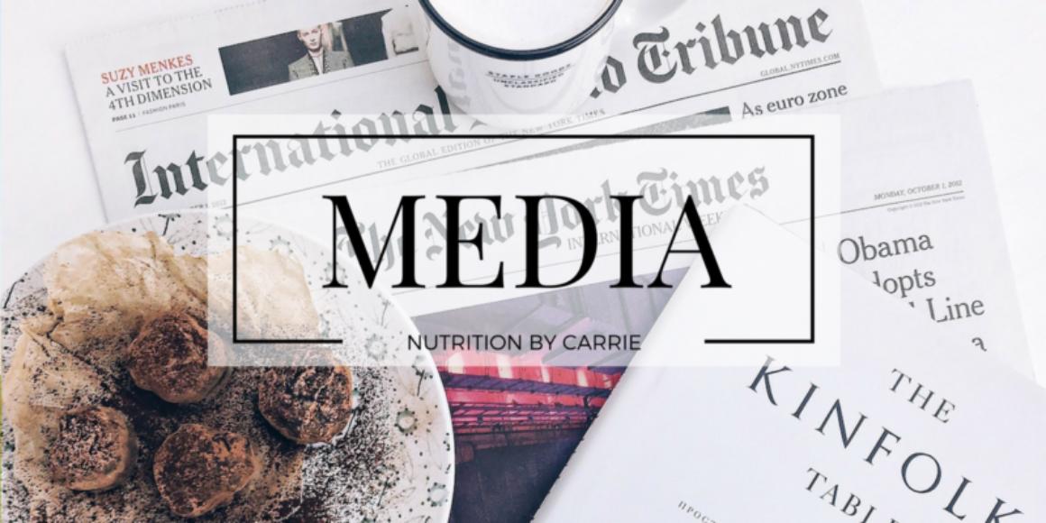 Carrie Dennett media
