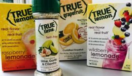 True Lemon Water