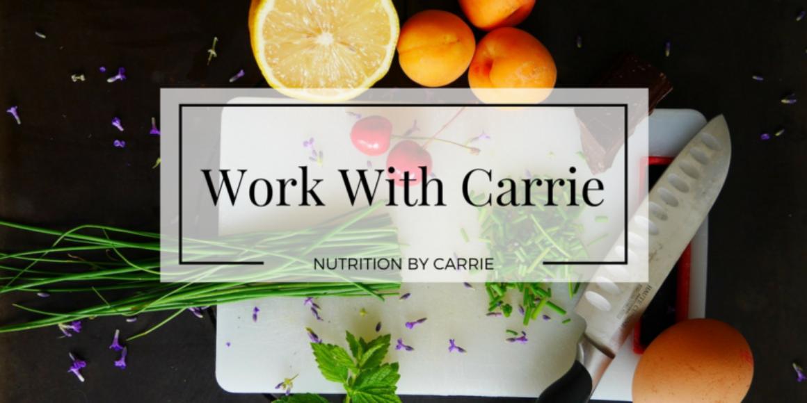 Work with Carrie Dennett