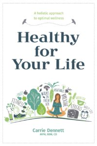 Healthy For Your Life Cover